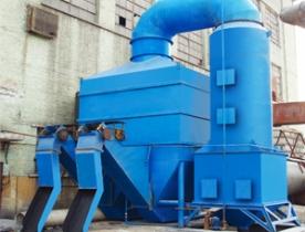 XNT/XST型湿式脱硫除尘