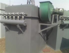 DMC-120型单机脉冲布袋