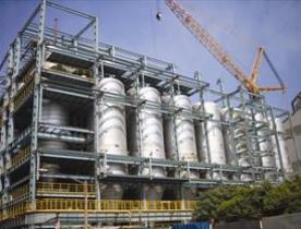 高炉煤气干法脉冲袋式除