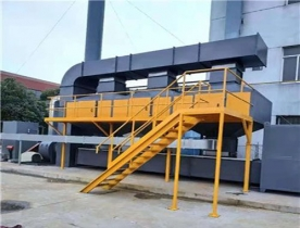 rco催化燃烧环保设备厂家防爆装置结构怎样